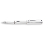 Lamy Safari vulpen Wit