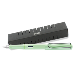 Lamy Safari Mint vulpen pastel Mint
